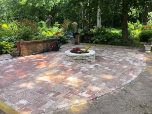 Gates Mills Road Pavers